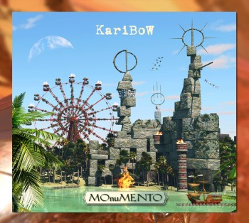"KARIBOW:  ""MOnuMENTO"" (2CD Digipak)"
