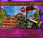 HOLOPHINIUM X-MAS +1 HOLO X-MAS DIGI BUNDLE + 1 Album of your choice *