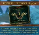 ** REBIRTH PREORDER ** SF REBIRTH Digipak ****** + Signed Autograph Card * + SF REBIRTH Sticker ***** + COLLECTOR's ITEM *****