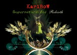 "Karibow Collector's Sticker ""Supernatural Foe REBIRTH"""