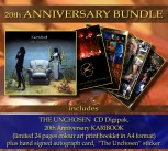 * ANNIVERSARY BUNDLE * THE UNCHOSEN Digipak *** + KARIBOOK (limitiert) **** + Signed Autograph Card * + Exclusive Sticker *******
