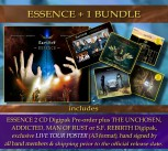 ** ESSENCE +1 Bundle ** ESSENCE (2CD) Preorder * + 1 Album of your choice * + Hand signed band poster