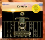 "KARIBOW: ""MAN OF RUST"" (Special Reissue Digipak)"